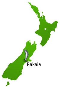 rakaia-map